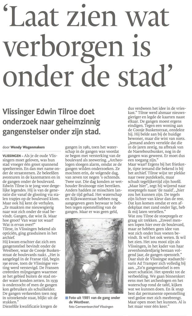 artikel edwin westbeer 2014