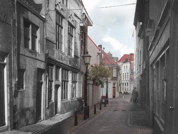 Dortmanstraat 1955 / 2014