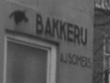 nieuwstraat 1953_detail