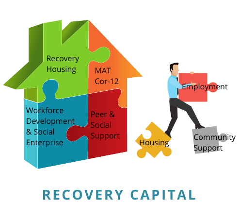 RECOVERY CAPITAL INFOGRAPHIC