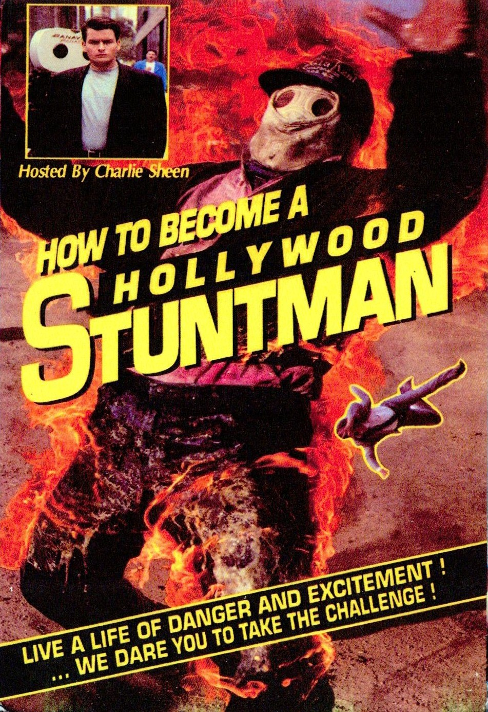 How To Become A Hollywood Stuntman