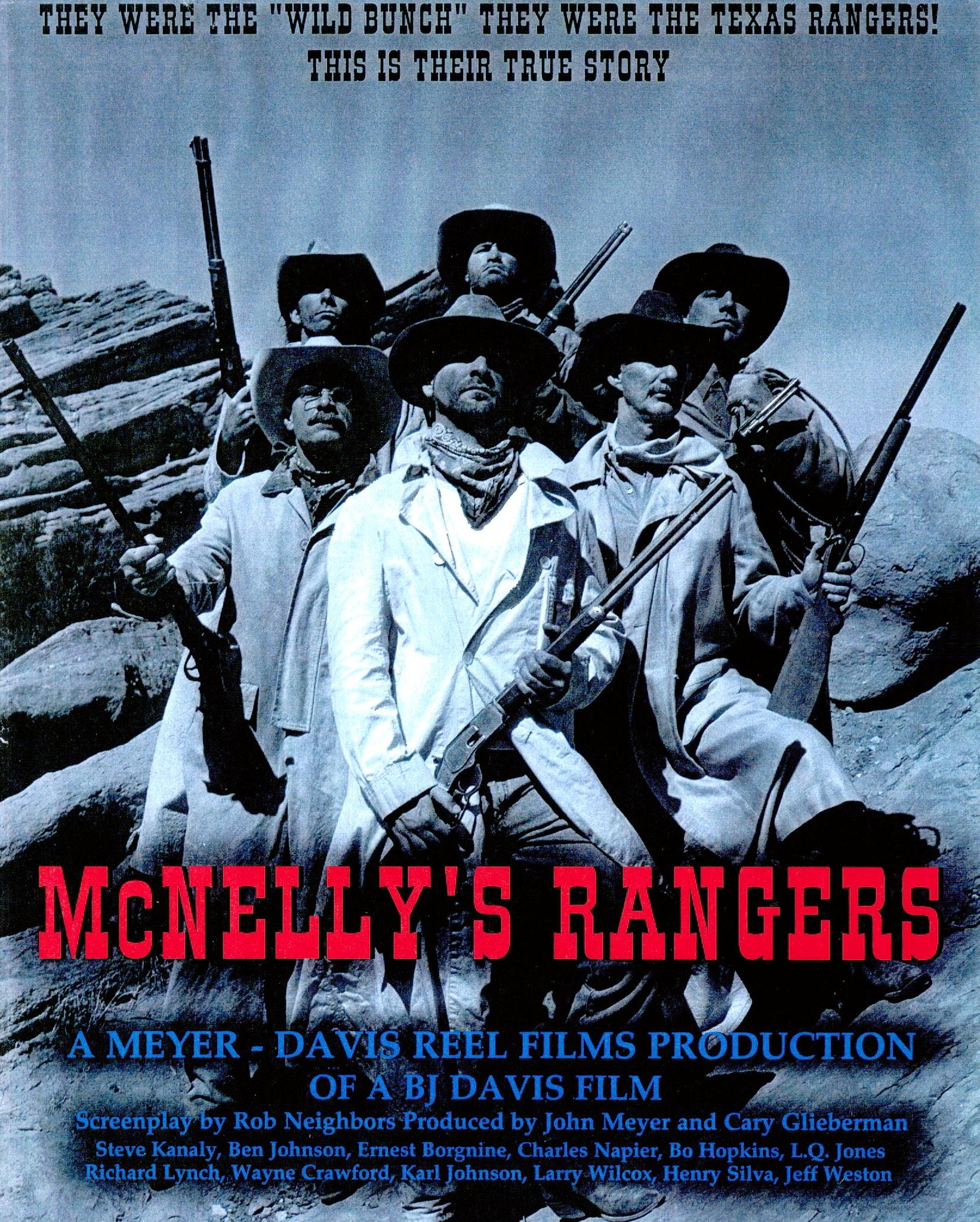 McNelly's Rangers