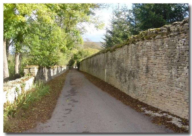 murs a pierre seches