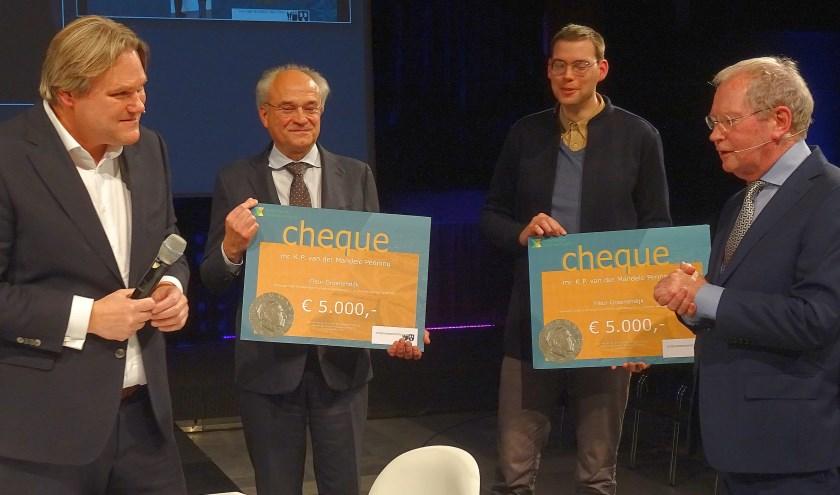 Award KP van der Mandelepenning