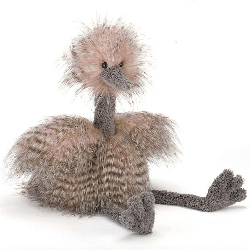 Jellycat Odette Ostrich 2145