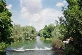 La Seine vers Nogent par Patrick Huet