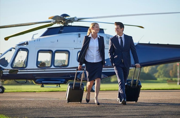 Helicopters - Music and film production air charters