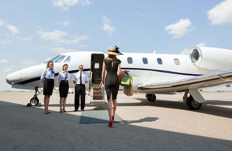 VIP Private Jet Charters