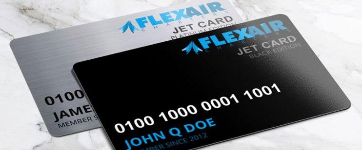 Jet Card Options