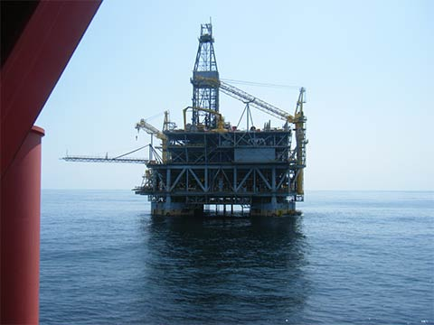 Gulf of Mexico, SPAR Flexible Pipe Wax Remediation