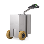 Movexx T2500-CleanRoom push/pull tugger