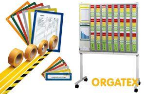 Orgatex Lean Visual Tools