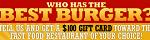 SaveandSmile - Best Burger (US), FlexOffers.com, affiliate, marketing, sales, promotional, discount, savings, deals, banner, bargain, blog