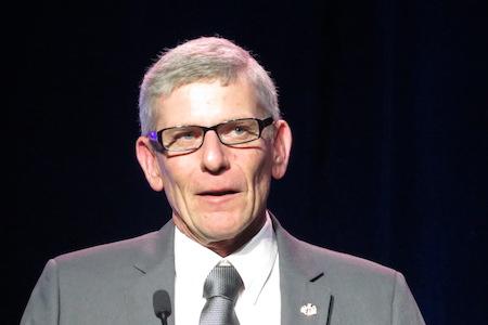FTA Hall of Fame homepage Paul Lancelle
