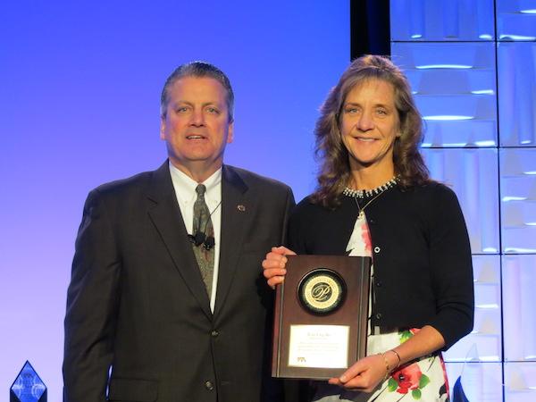 FTA President's Award Jean Engelke