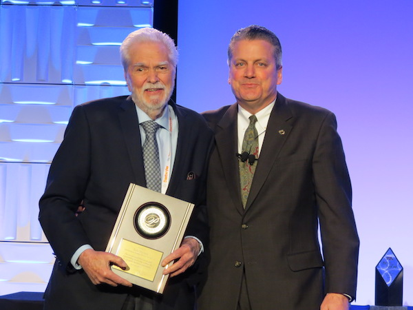 FTA President's Award Luis Novaro