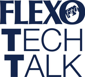 FLEXO Tech Talk logo