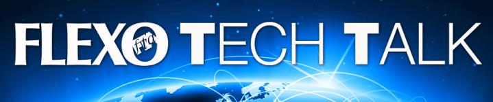 FLEXO Tech Talk