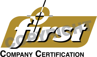 FIRST Company Certification watermark