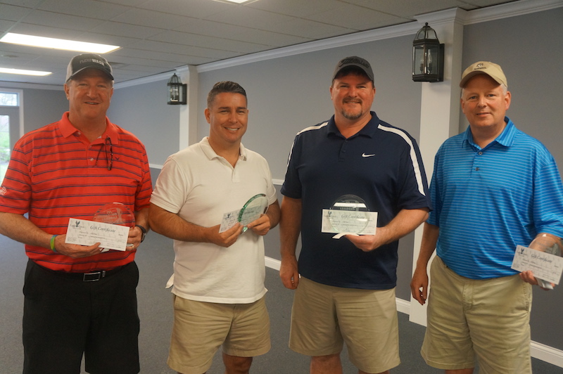 2018 Emerging Leaders Golf Outing Second Place