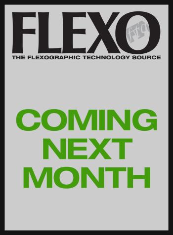 FLEXO Magazine coming next month