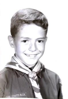 Dave Nieman 2019 FTA Hall of Fame boy scouts