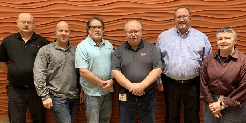 2019 Excellence in Flexography Awards narrow web judges