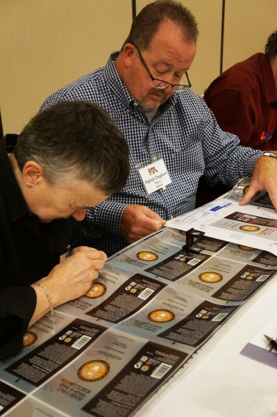 2019 Excellence in Flexography Awards narrow web judging
