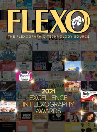 FLEXO Magazine May 2021 cover