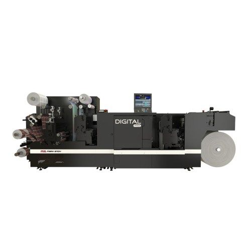 Mark Andy Flower Digital Pro 3 with Semi Rotary & Additional Print Station