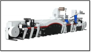 Digital Series HD is the latest true hybrid press from Mark Andy