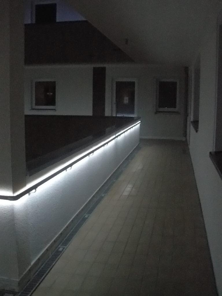 Flexo Handlauf Flexo Handl 228 Ufe Mit Beleuchtung Innen