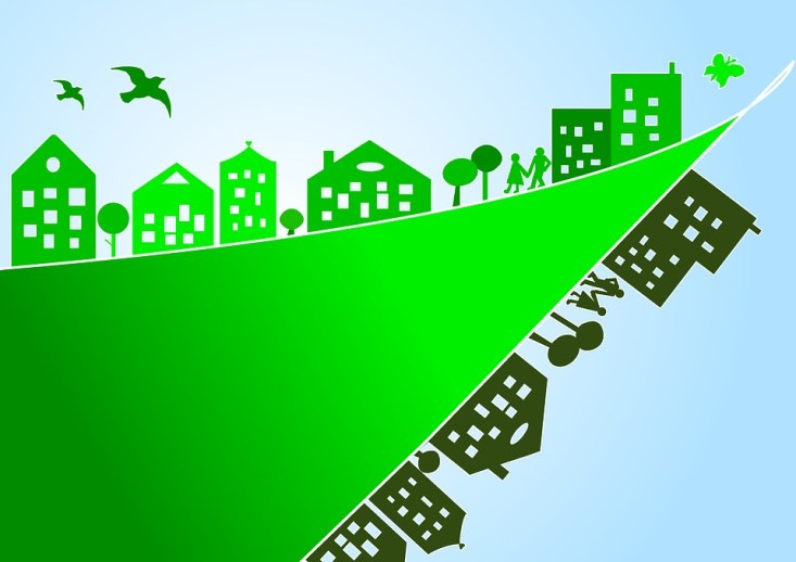 Sustainable town