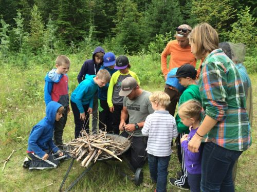 Forest School Practitioner's Course