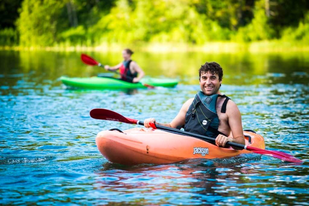 Whitewater Kayaking Tours