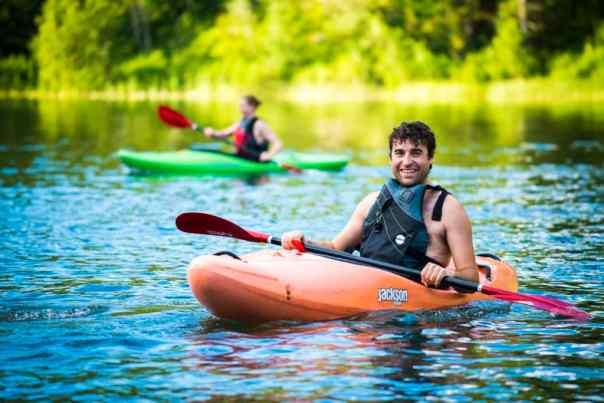 Kayak Immersion Weekends