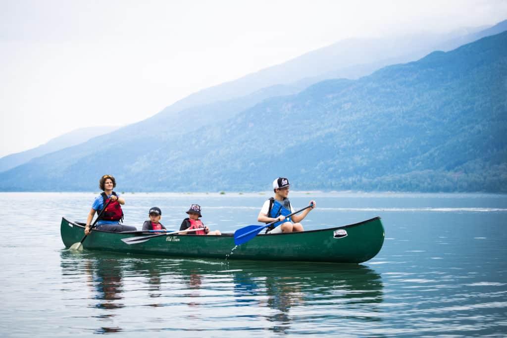 Canoe Rentals