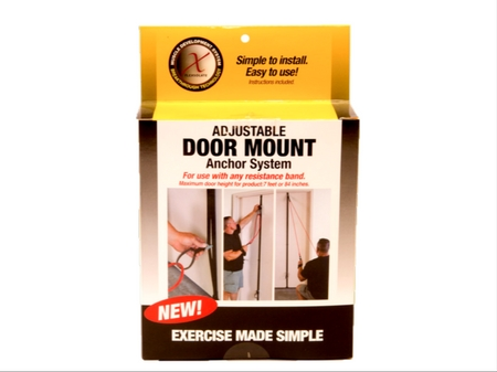 resistance band door anchor