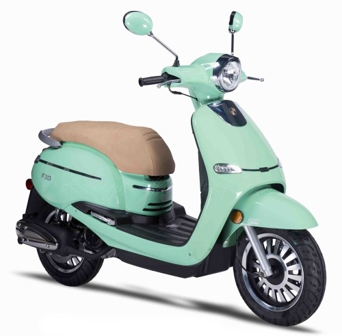 Motorcycle Motor Scooter Moped And