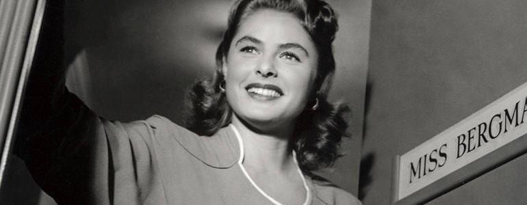Ingrid Bergman: In Her Own Words