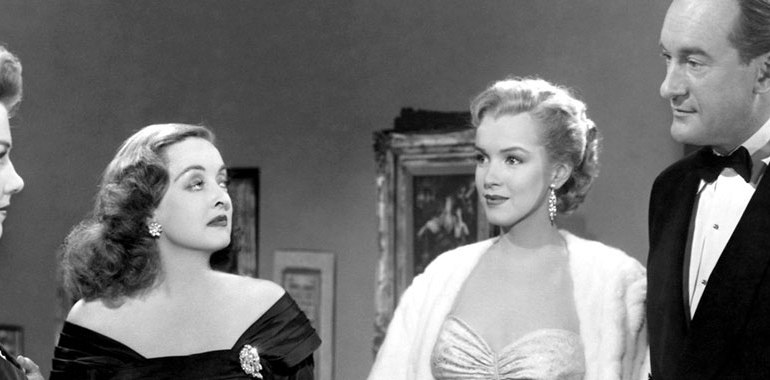 Scene Stealer: The party from All About Eve