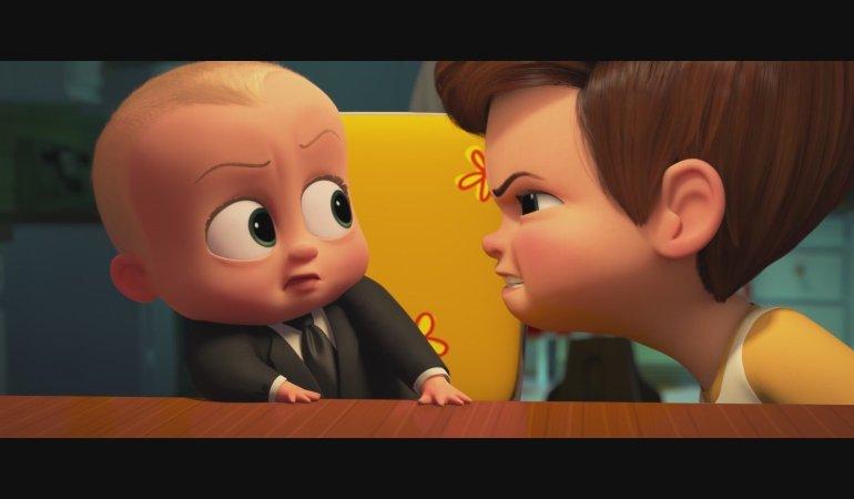 TRAILER PARK: The Boss Baby