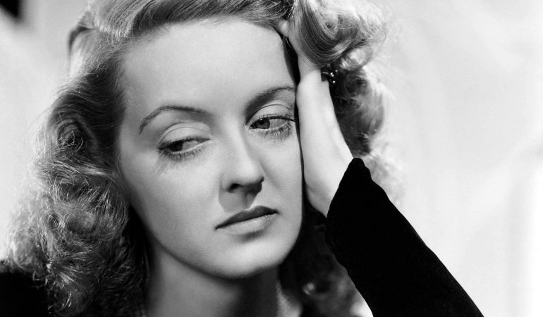 Remembering Bette Davis – the one and only …….
