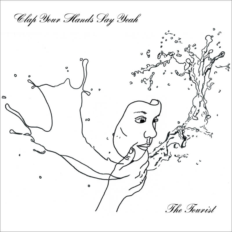 The Tourist Album Cover