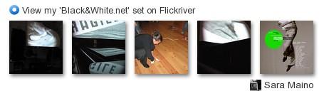 Sara Maino - View my 'Black&White.net' set on Flickriver
