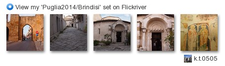 k.t.0505 - View my 'Puglia2014/Brindisi' set on Flickriver