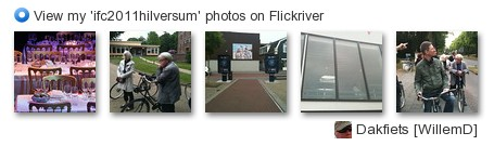 Dakfiets [WillemD] - View my 'ifc2011hilversum' photos on Flickriver