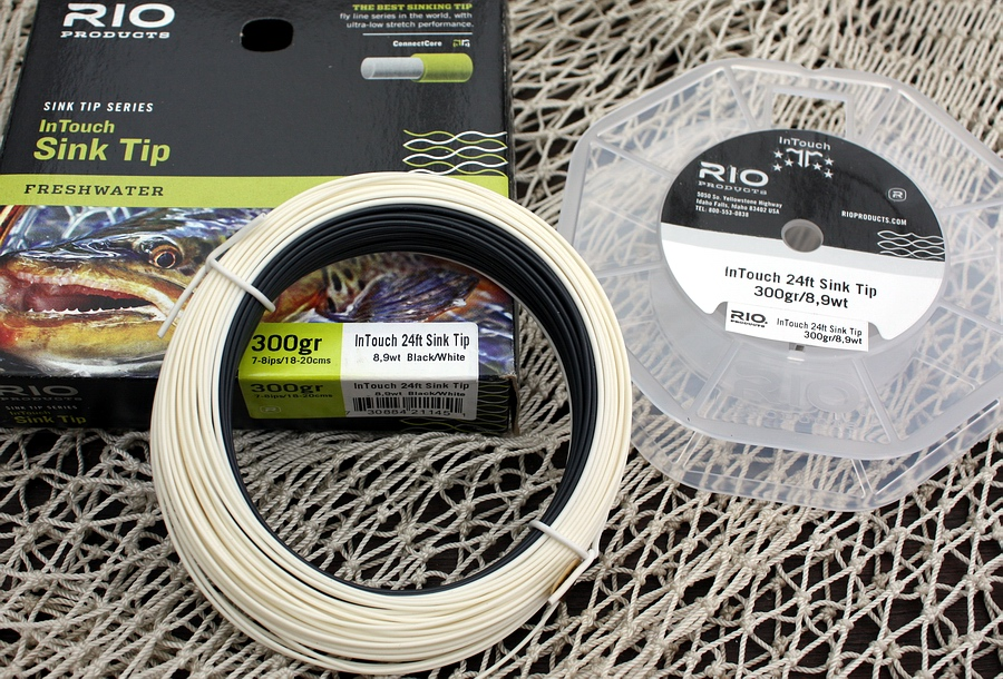 rio intouch 24ft sink tip