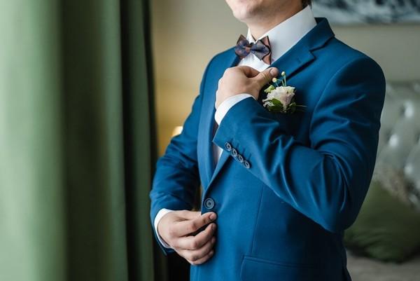 Breite Fliege Passend Zu Dem Party Hochzeitsanzug Gala Fliege