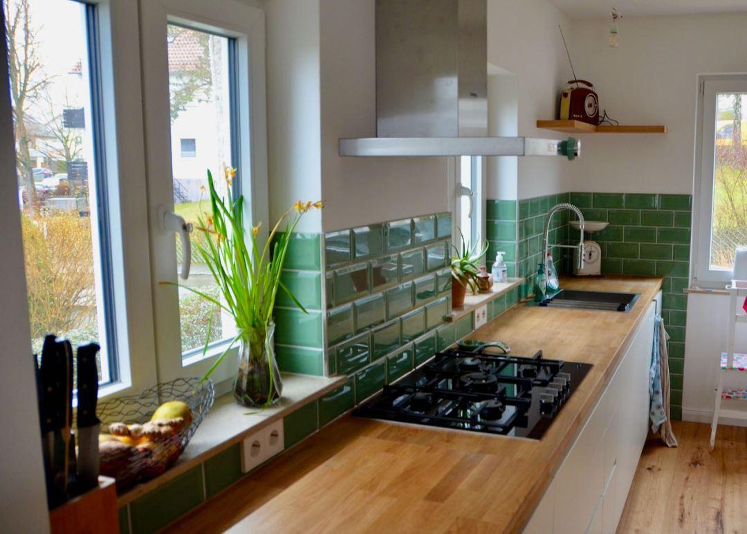 Fliesenspiegel Küche